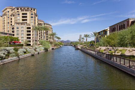 Scottsdale Arizona Waterfront District