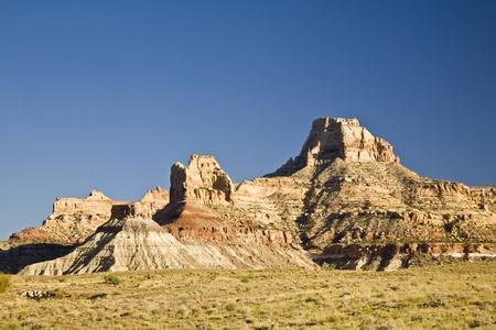Pic de store dans l'Utah Banque d'images - 12791306