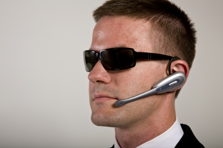 secret agent: Secret Agent Listening