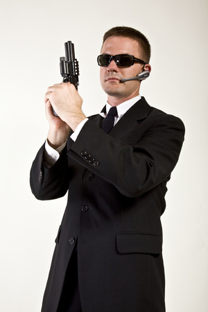 Secret Agent Armed and Dangerous photo