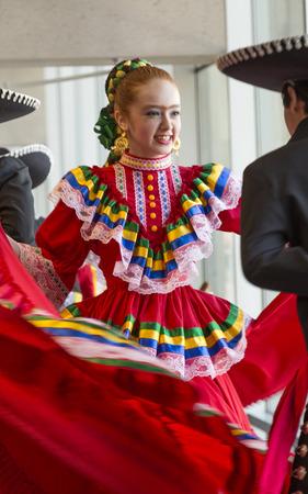 traje mexicano: Bailarín tradicional