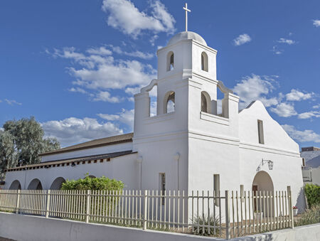 scottsdale: Historic Old Mission in Downtown Scottsdale
