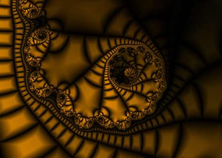 hallucinate: Fractal background image