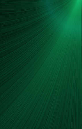 Green Lines Digitally Generated Fractal Background Фото со стока