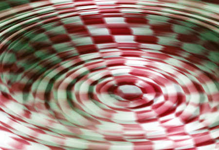 distort: Roulette Spin Digital Background Stock Photo