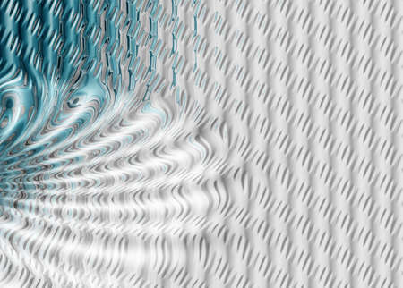 digitally generated image: Abstract Ocean Splash Digitally Generated Background Image