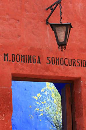 catalina: All'interno dell'antico convento di Santa Catalina a Arequipa, Per�