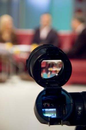 sucher: Video-Kamera-Sucher