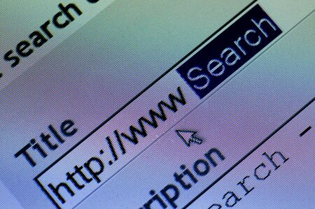 www Search - Web browser Stock Photo - 5255562