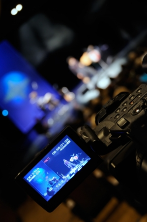Video camera -  for professional HDTV production