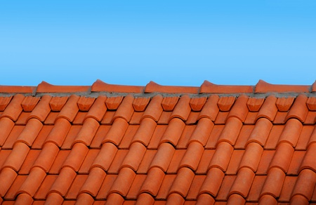 rooftile: Tetto rosso