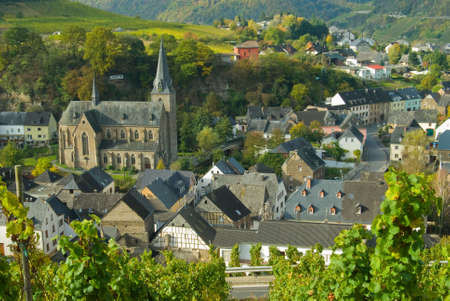 mosel: Church at the Mosel