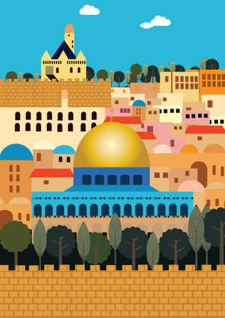 jerusalem: Jerusalem
