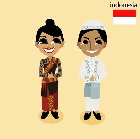 indonesia culture: cartoon  Indonesia