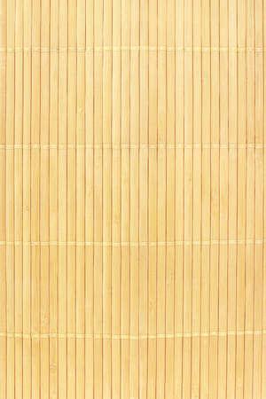 bamboo mat: Close up of Chinese bamboo mat background Stock Photo