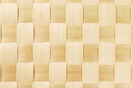 rattan mat: Woven Rattan Mat Pattern Background