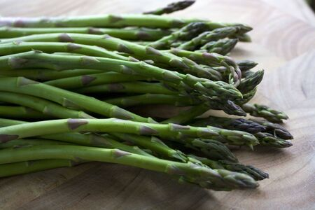Close up of asparagus Stock Photo - 7911308