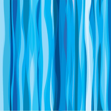 abstract blue ripple strip background Stock Vector - 16845574
