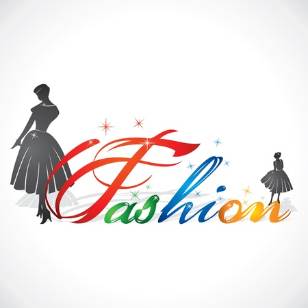fashion girl stock vecetor Stock Vector - 16845619