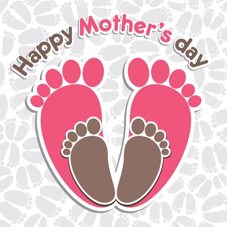 happy mother s day greeting background