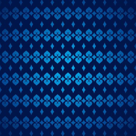 blue modern classic design pattern Stock Vector - 16845666