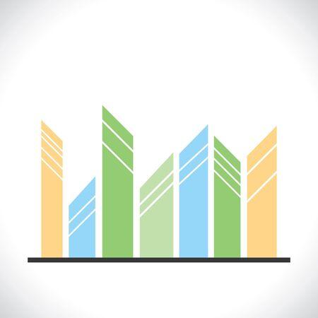 building safety: creative real estate icon design