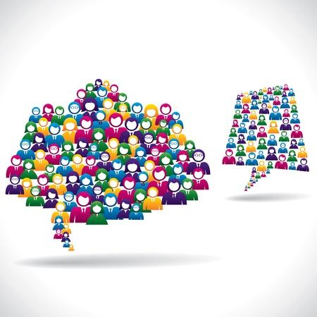 online marketing strategy concept stock vector Stock Vector - 16845840