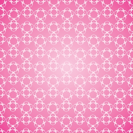 abstract Pink background StockVector Vector