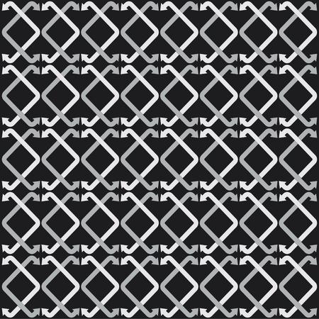 grey arrow stock pattern background Stock Vector - 17203704