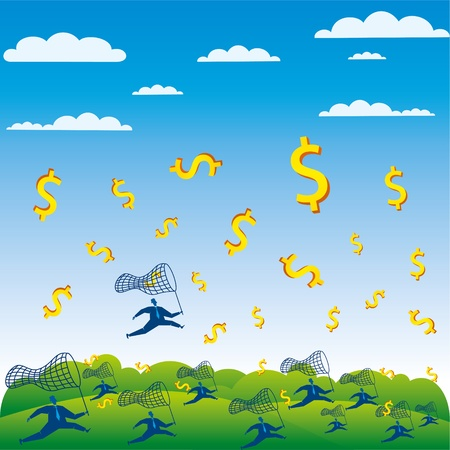 profitable: everyone should catch more and more dollar in your net