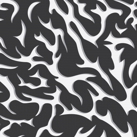 leopard print: abstract wild pattern background
