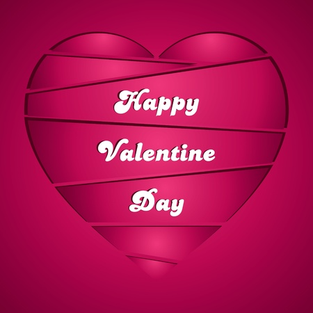 happy valentine s stock vector Vector