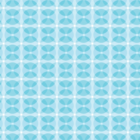 blue round circle mix pattern background stock vector Vector