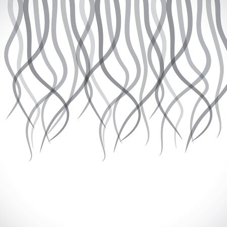 Grey strip background Stock Vector - 18332342