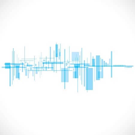 abstract building: Abstract building cityscape background stockvector