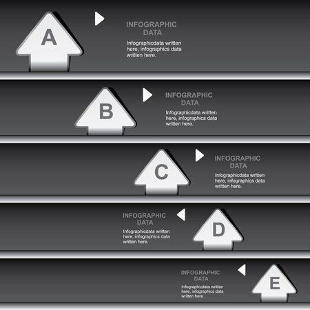 creative infographc design stock vector Stock Vector - 19032584