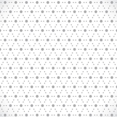 abstrakte graue Gestalt Muster Hintergrund Illustration