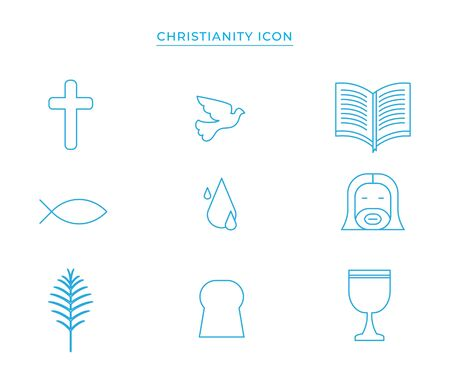 Group of Christianity icon