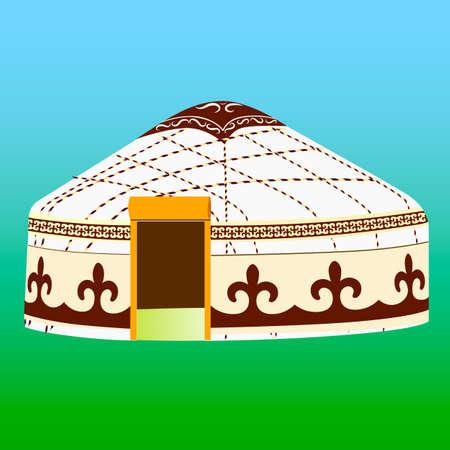 nomad: Yurt of nomads