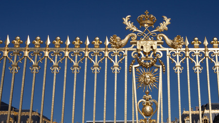 versailles fence, France