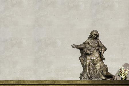 Mary, Blessed Virgin, Saint, Jesus