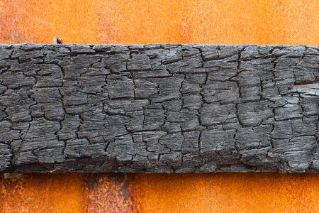 quemadura: madera quemadura