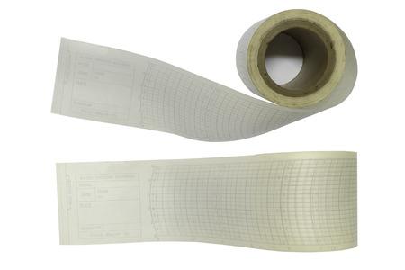 grabadora: gr�fico de papel viejo para flauta pressur agua Foto de archivo