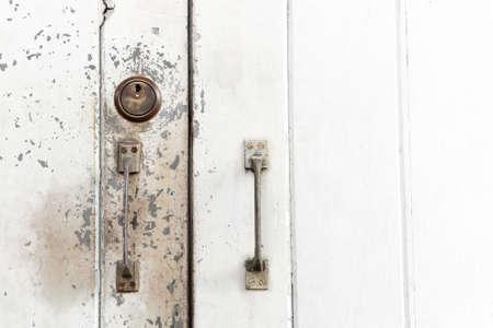manejar: Viejo de la maneta y la clave