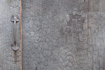 la quemada: Madera quemada y mango sucia