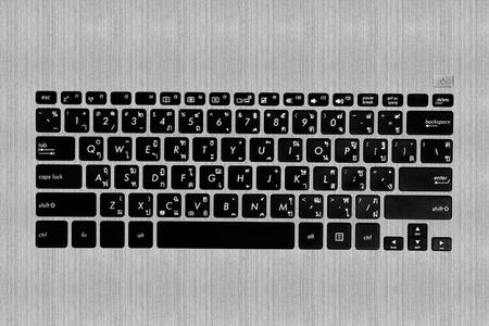 qwerty: Qwerty keyboard
