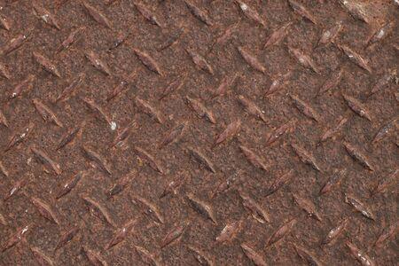 metallic texture: background of steel rust