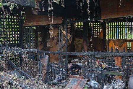 burn: house burn