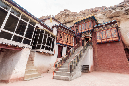 gompa: Tak Thong Gompa, Leh Ladakh, India