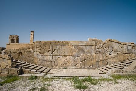 Persepolis or Takht-e Jamshid, 2500 years ago, Shiraz, Iran